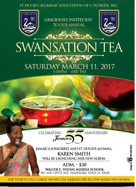 Swansation Tea 2017